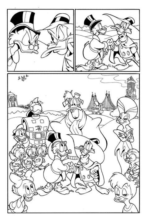 Duck Tales And Darkwing Duck Disney Coloring Sheets Disney Coloring Pages Fairy Coloring Pages