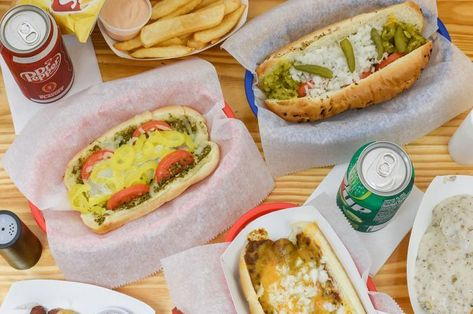 The Best Hot Dog In Every State Hot Dogs Food All American Food
