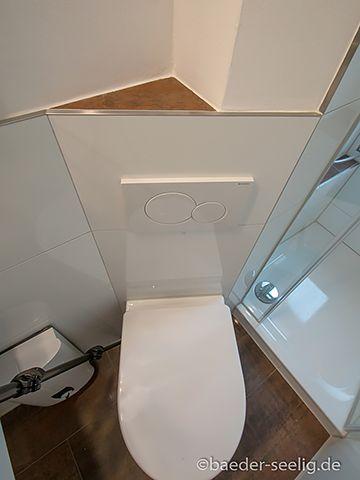 Badsanierung Minibad In Hamburg Dusche Eck Wc 2m Eck Wc Mini Bad Dusche Renovieren