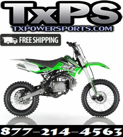 Apollo Db X18 125cc Rfz Dirt Bike 4 Speed Manual Clutch With Twin Spare Tubular Frame Free Shipping Sale Price 879 00 Racing Pit Bike Bike