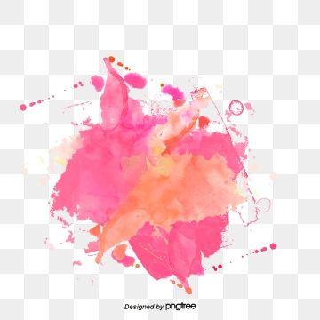 Caroline Ryan Miami University Oxford Wedding Tire Swing Photography Watercolor Splash Watercolor Splash Png Pink Watercolor