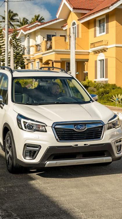 Subaru Eboxer Turns Forester Xv Into A Hybrid 8 In 2020 Subaru Subaru Forester Four Wheel Drive