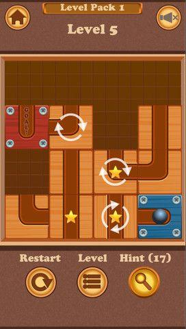 Unblock The Ball Sliding Puzzle #Sliding#Ball#Unblock#Packs