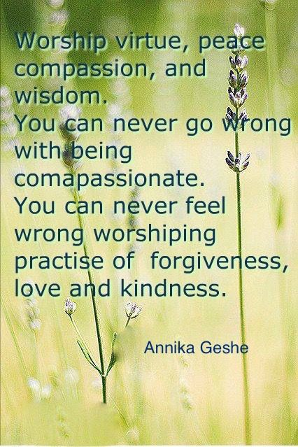 Pin by Annika Geshe on Annika Geshe quotes | Compassion