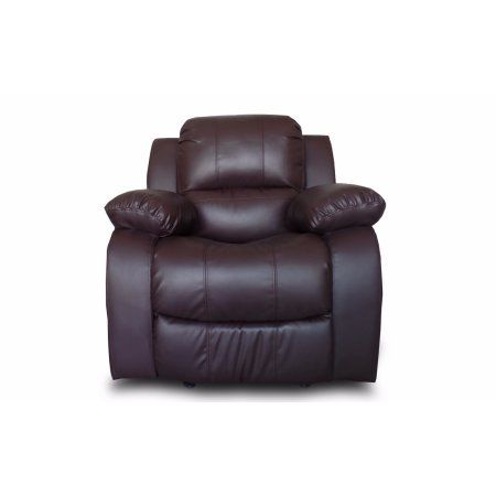 Phenomenal Classic Oversize And Overstuffed Single Seat Bonded Leather Beatyapartments Chair Design Images Beatyapartmentscom