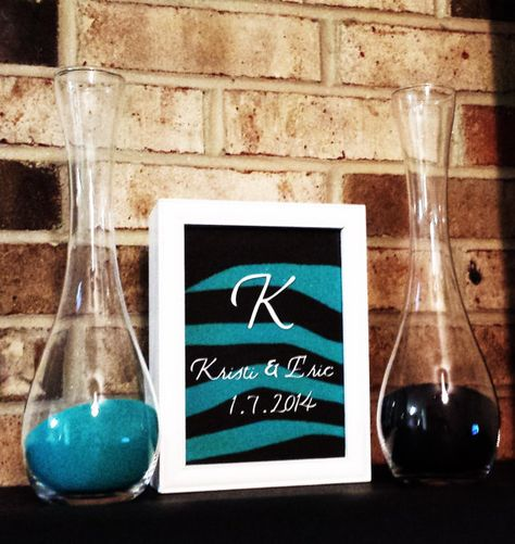 Hey, I found this really awesome Etsy listing at http://www.etsy.com/listing/155823492/personalized-wedding-unity-sand-ceremony