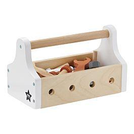 Scandi Toys Tool Box Star West Coast Kids Wooden Tool Boxes Kids Tool Box Tool Box