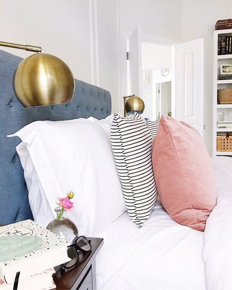 Dreamy Bed Set Up Bedroom Spaces Pinterest Schlafzimmer