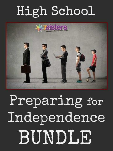 Homeschool high schoolers need a firm foundation in apologetics, finances, and vocational exploration. It is all in one place! Preparing for Independence (apologetics from Good Answers PLUS 7 Sister's popular Financial Literacy from a Christian Perspective AND their entire Career Exploration curriculum. All in one place 10% off when you download it as Preparation for Independence Bundle!