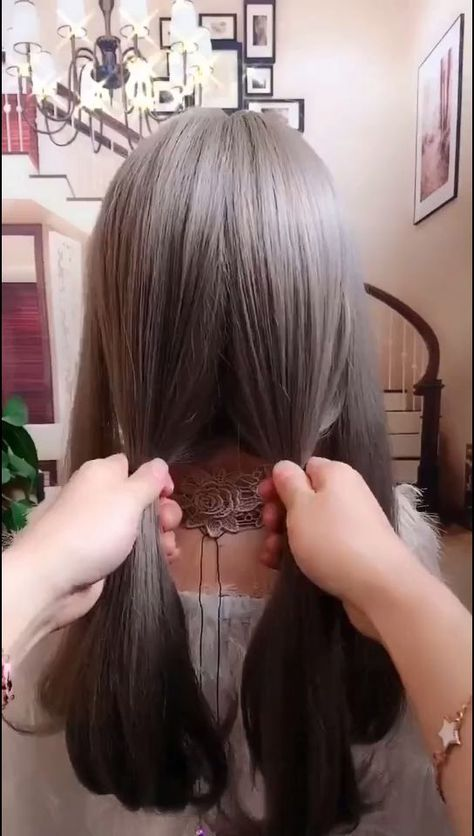 hairstyles for long hair videos  Hairstyles Tutorials Compilation 2019   Part 352 - #Compilation #Hair #Hairstyles #long #Part #Tutorials #videos