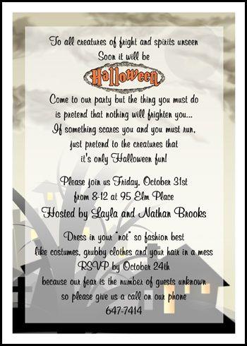 106 best halloween invitations images on pinterest halloween 106 best halloween invitations images on pinterest halloween party invitations halloween parties and invitation cards stopboris Gallery
