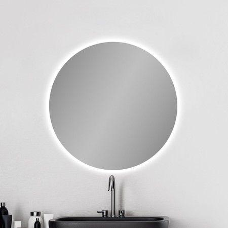 21++ Runder spiegel mit beleuchtung ideen