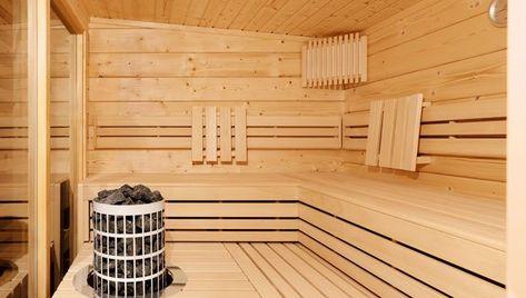 Sauna Einrichtung Der Viliv Draussensauna Draussensauna
