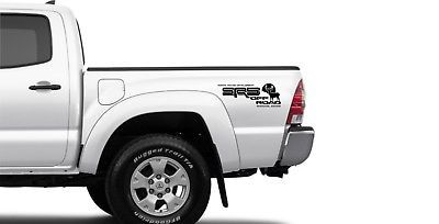 TRD Toyota Tacoma Racing Motor Sports Decal Vinyl Decal Sticker Large Size 2pcs