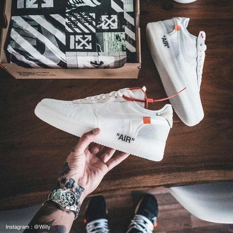 competitive price best supplier details for Air Force 1 Low Off-White