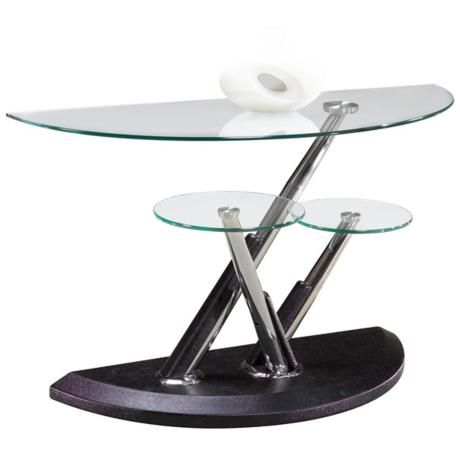 Tremendous Very Different For The Home Table Sofa Tables Half Uwap Interior Chair Design Uwaporg