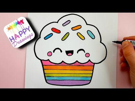 Unicorn Ice Cream Bar Cutedrawing Cute Drawing Music With