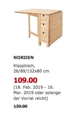 Ikea Ludwigsburg Norden Klapptisch Birke Klapptisch Ikea