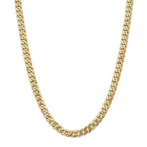 20 Inches Bria Lou 14k White or Yellow Gold .7mm Rope Chain Necklace 16 18