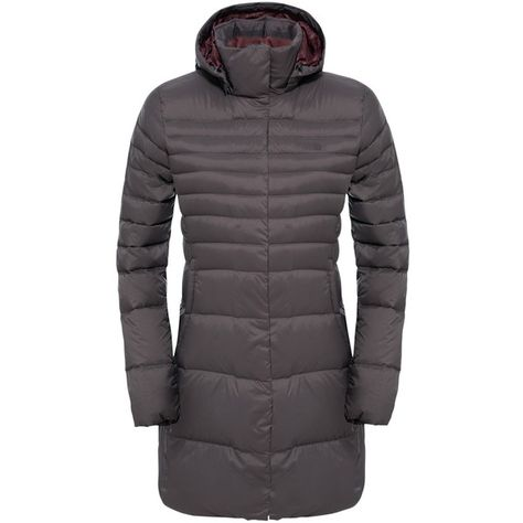 The North Face Women's Stretch Down Parka Tnf Black
