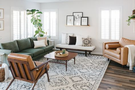 LIVING ROOM REFRESH WITH ARTICLE — AVE Styles