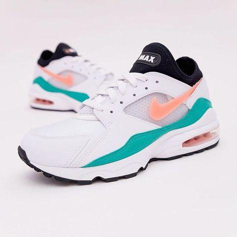 306551 107 Nike Air Max 93 Dusty Cactus Shoes|Nike Fashion