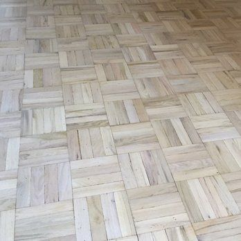 Whitewash Parquet With Matte Finish Photo Is Darker Than Floors Appear In Person Yelp Flooring Hardwood Floors Parquet Flooring