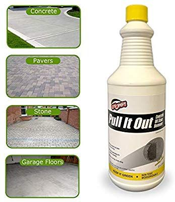 Chomp Pull It Out Oil Stain Remover