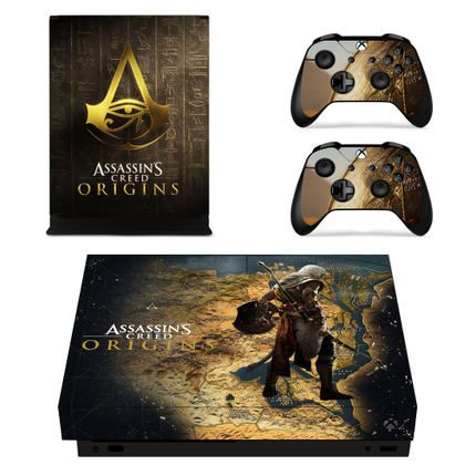 Skins For Xbox One X Controller Custom Xbox Onex Skins Assassins Creed Origins Xbox One Custom Xbox Assassins Creed Origins