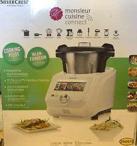 Monsieur Cuisine Connect, la machine à coudre pourquoi