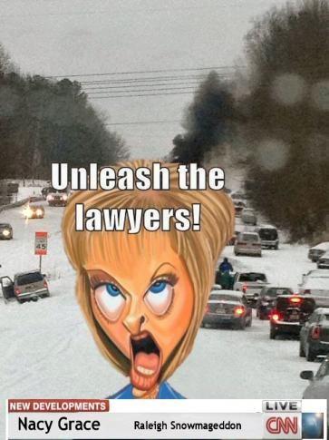 NC snow meme: Attack on Glenwood Ave | Weather | Snow meme