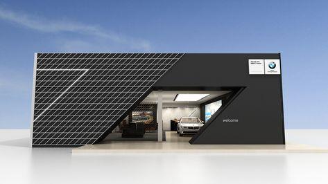 BMW 7 series EVENT on Behance