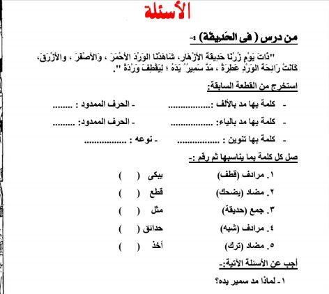 نتيجة بحث الصور عن شيتات صف الثاني الابتدائي عربي ترم اول Word Search Puzzle Words Math