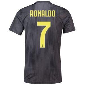 more photos 33491 ce965 2018-19 Cheap Jersey Juventus 3rd Ronaldo Replica Grey Shirt ...