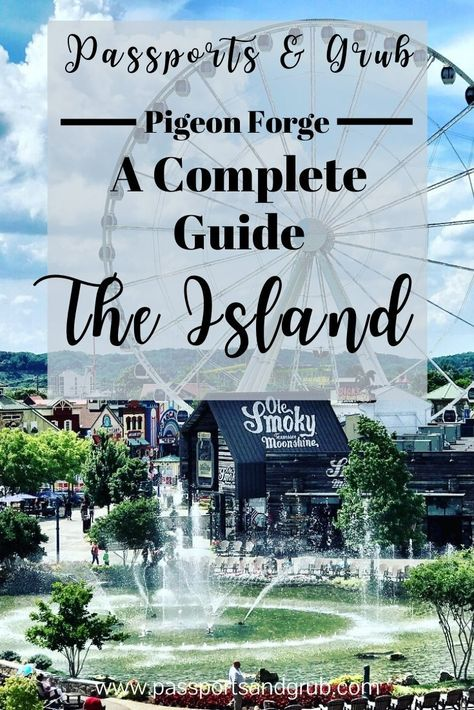 20 Things To Do At The Island In Pigeon Forge and Margaritaville Hotel Alaska Travel, Travel Usa, Alaska Cruise, Travel Tips, Travel Destinations, Pigeon Forge Restaurants, Pigeon Forge Tn, Pigeon Forge Tennessee Cabins, Tennessee Vacation