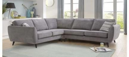 Sofa Bed With Chaise Furnituremurah Sofabed In 2020 Corner Sofa Units Grey Corner Sofa Corner Sofa Bed