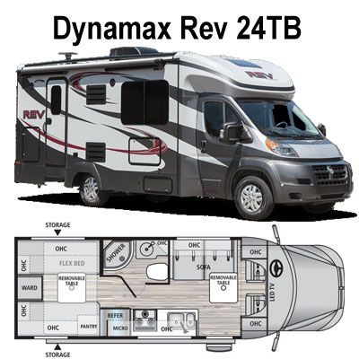 7 Small Rvs With The Twin Bed Floor Plans With Images Small Rv
