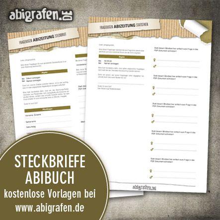 Dortmund Abizeitung Abi Und Steckbrief
