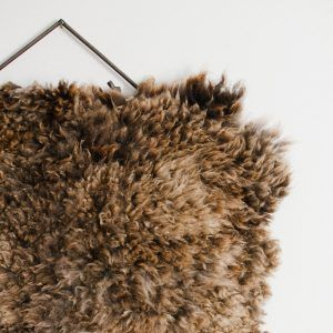 Fawny Soft Felted Sheepskin Rugs Handmade In Devon Sheepskin Rug Rugs