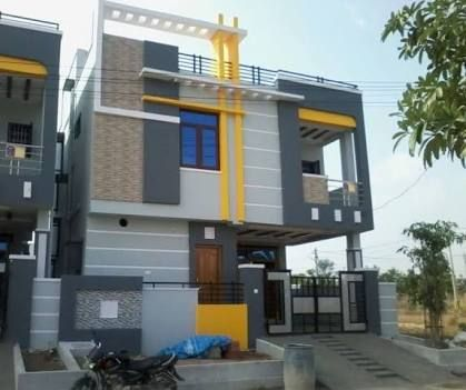 Indian Home Exterior Paint Design Besthomish