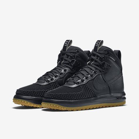 Nike Lunar Force 1 Duckboot Men's Boot | Nike boots, Nike