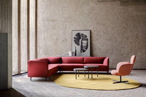 Artifort Design Bank.Artifort Figura Hoekbank In 2020 Meubelontwerp Stijlvolle