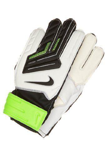 Nike Gk Jr Grip Youth Goalkeeper Gloves Size 6 White Green Black By Nike 14 95 Soccer Goalkeeper Gloves Buyers Gui With Images Soccer Goalie Goalie Gloves Youth Soccer