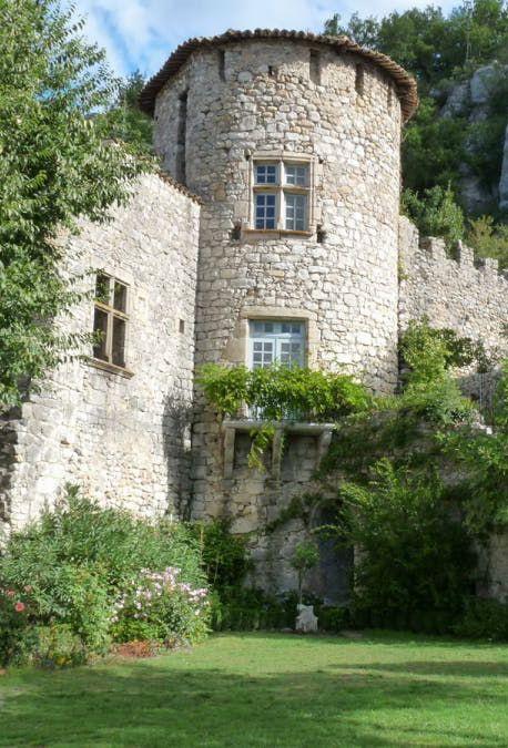 Vogue L Amphitheatre Ardechois Ardeche Chateau France Et