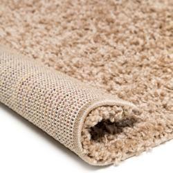 Benuta Hochflor Shaggyteppich Swirls Taupe 300400 Cm Langflor Teppich Fur Wohnzimmer Benuta In 2020 Shaggy Rug Rugs On Carpet Rugs