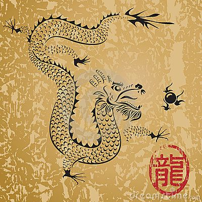 pictures of chines drangons | chinese-dragon | chinese dragons, Powerpoint templates