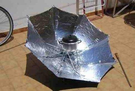 Planos Para Hacer Una Cocina Solar Casera Cocina Solar