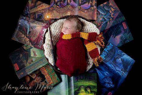 London Lane... Harry Potter Newborn Photoshoot. https://www.instagram.com/hpvipclub/