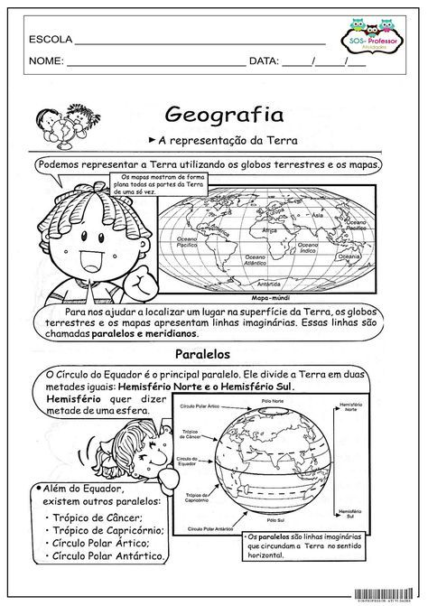 Pin De Dagmar Frantova Em Deutsch Atividades De Geografia