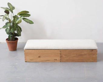 Extra Grosse Holzerne Decke Truhe Fur Schlafzimmer Aufbewahrung